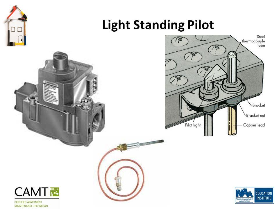 Light Standing Pilot