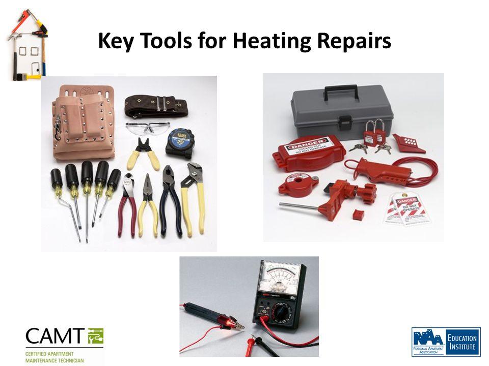 Key Tools for Heating Repairs