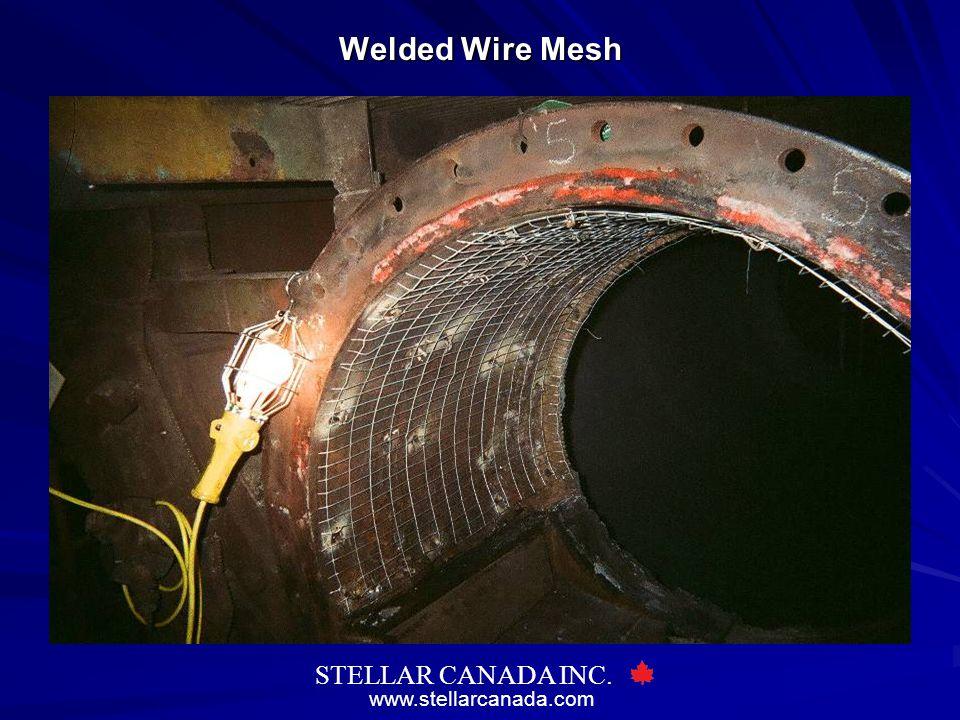 www.stellarcanada.com STELLAR CANADA INC. Welded Wire Mesh