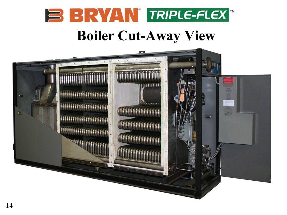 14 Boiler Cut-Away View