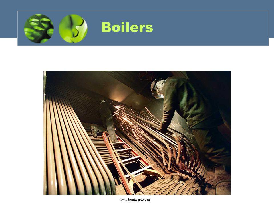 Boilers www.boatnerd.com