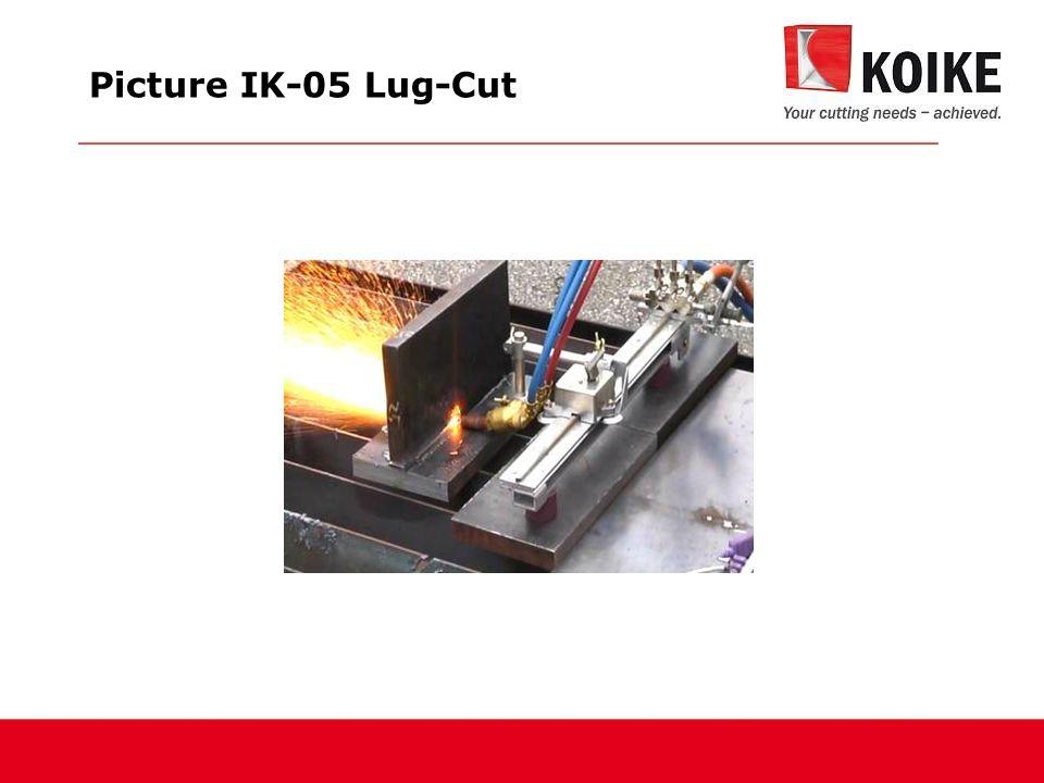 Picture IK-05 Lug-Cut