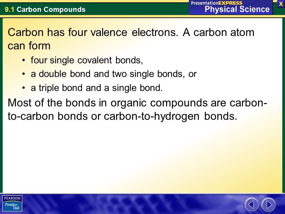 9.1 Carbon Compounds Assessment Questions 5.Most of the hydrocarbon compounds in coal are a.short-chain alkanes.