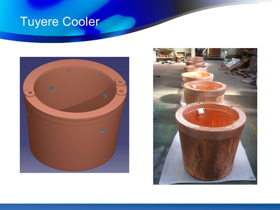 Tuyere Cooler