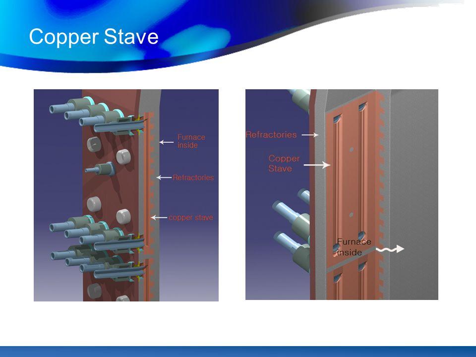 Copper Stave