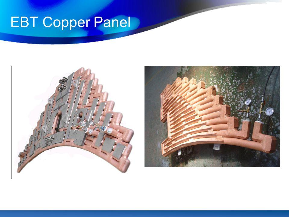 EBT Copper Panel