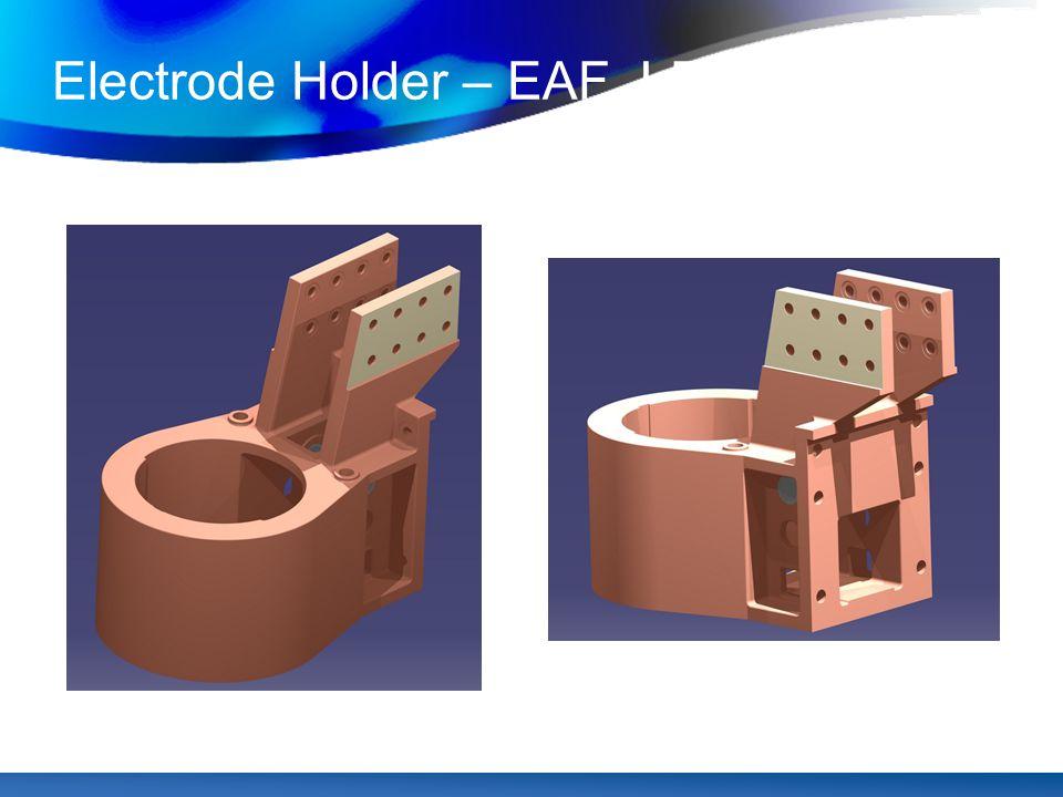Electrode Holder – EAF, LF