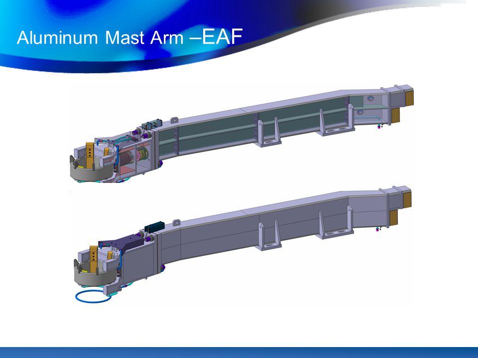 Aluminum Mast Arm –EAF