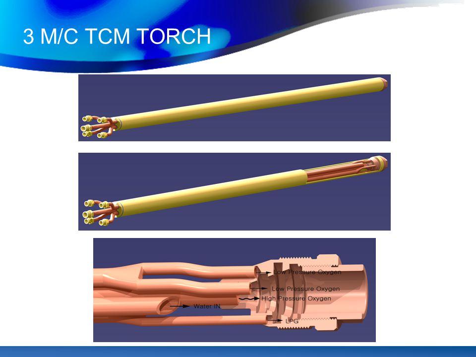 3 M/C TCM TORCH