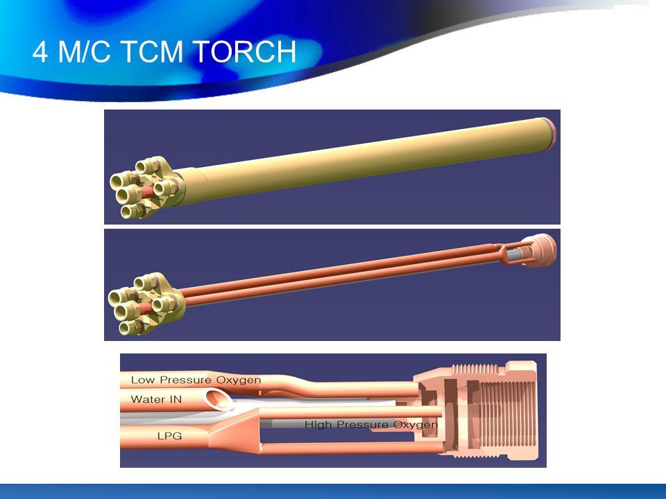 4 M/C TCM TORCH
