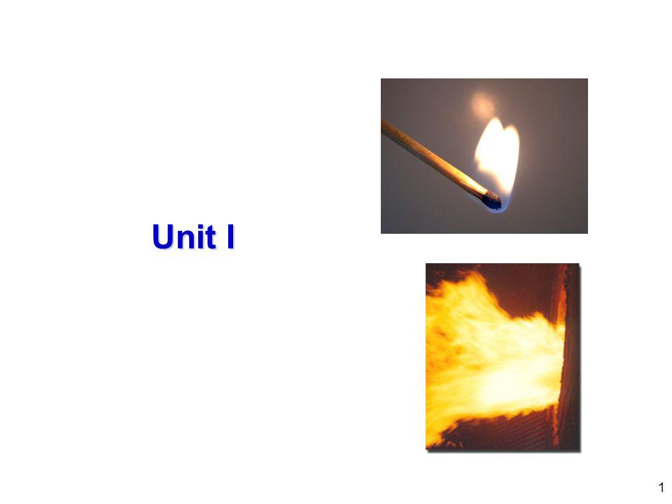 Unit I 1