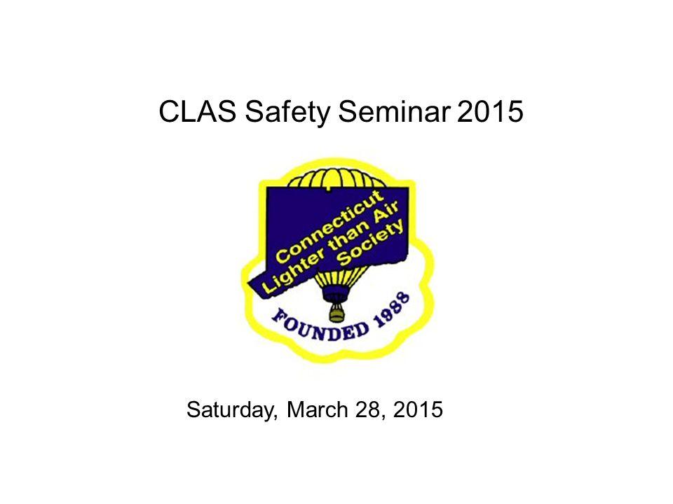 Propane Jim O'Brien CLAS 2015 Safety Seminar March 28, 2015