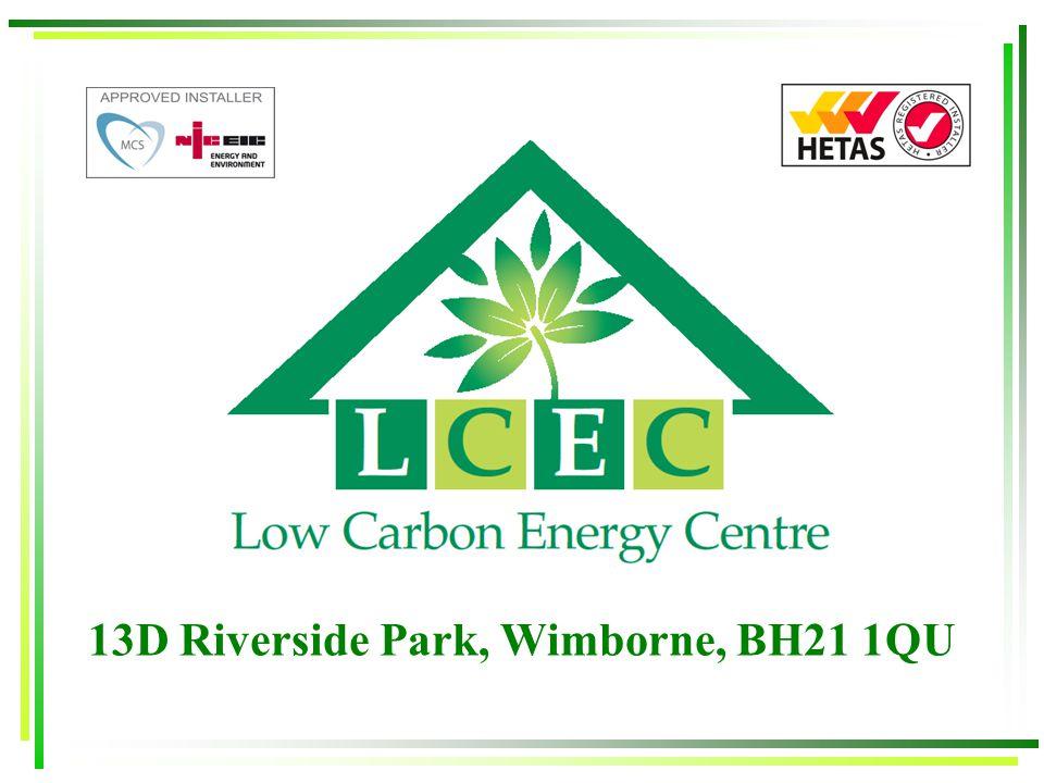 13D Riverside Park, Wimborne, BH21 1QU