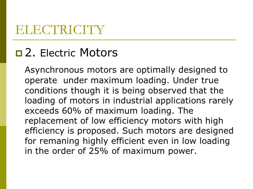 ELECTRICITY 3.