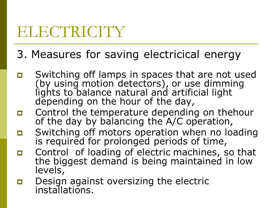 ELECTRICITY 4.