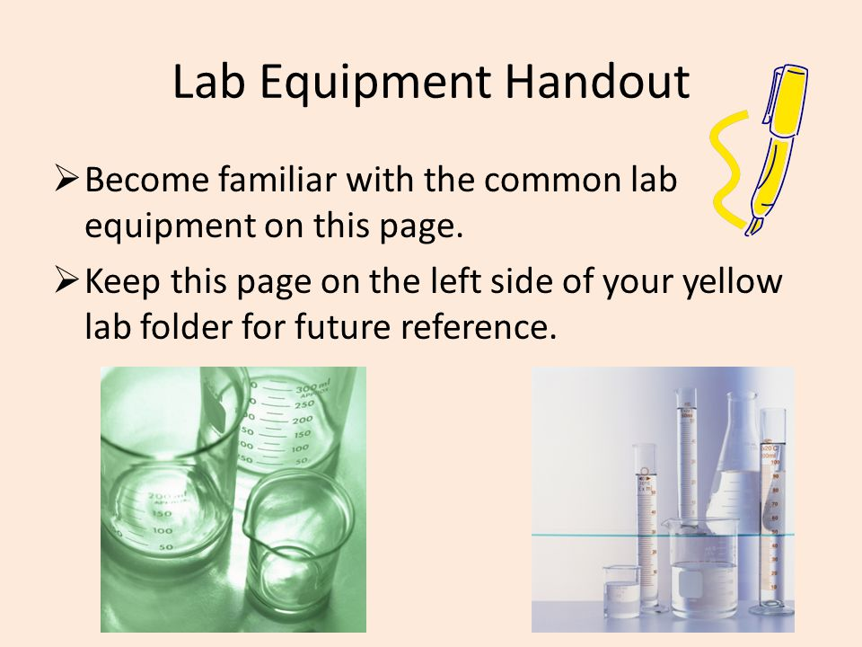 Procedure 1.Safety glasses/apron/hair 2.Location of safety equipment/Table 1 3.Gas valves off.