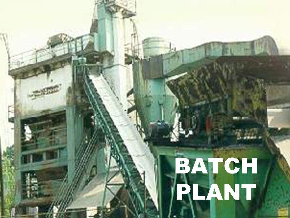 20 BATCH PLANT