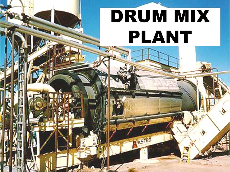 27 DRUM MIX PLANT