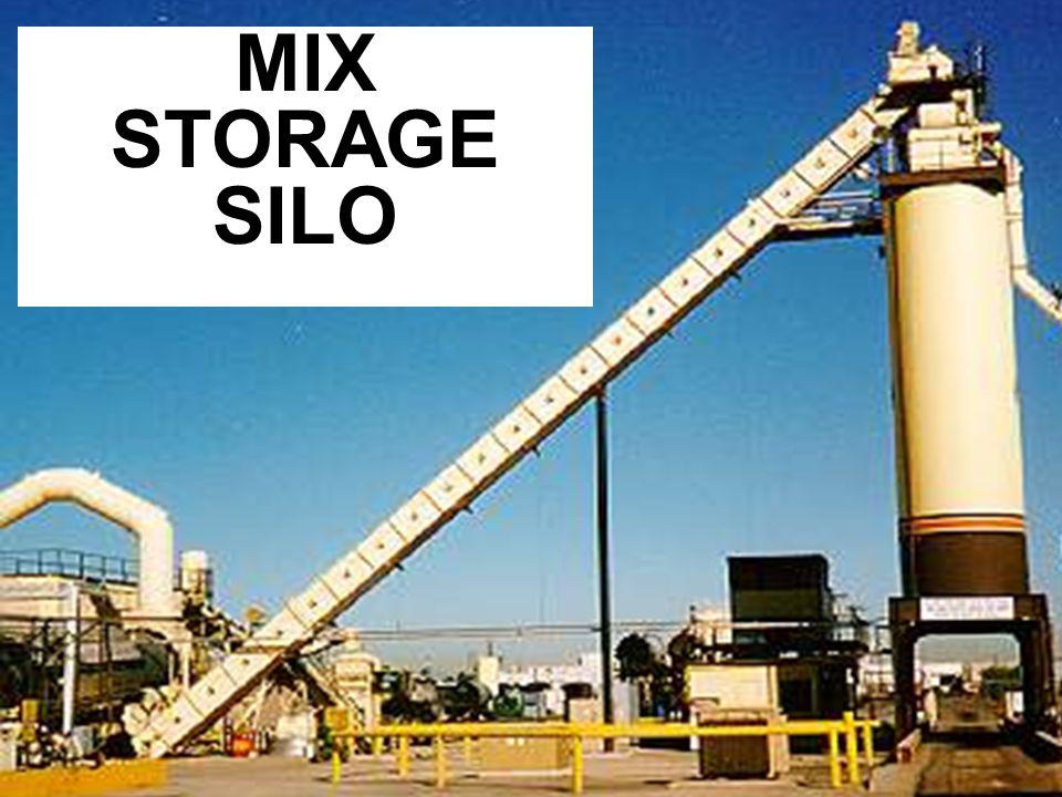 34 MIX STORAGE SILO