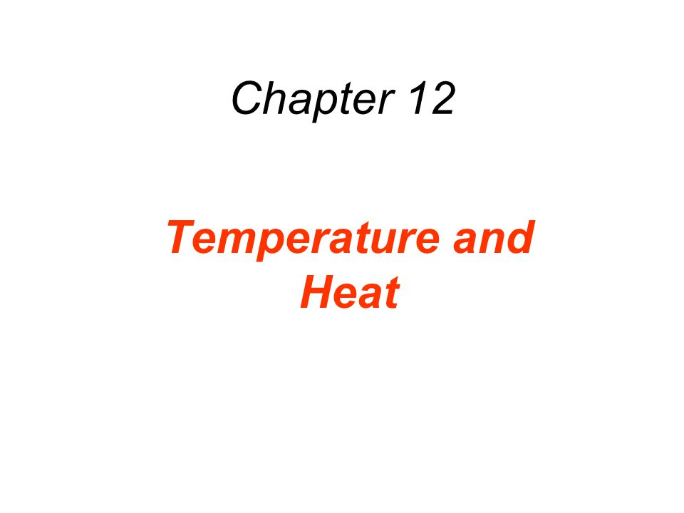 12.4 Linear Thermal Expansion
