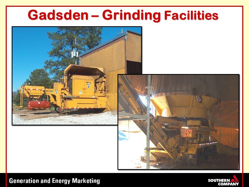 Gadsden – Grinding Facilities