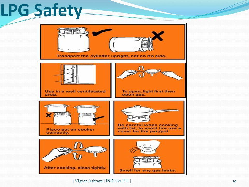 | Vigyan Ashram | INDUSA PTI |10 LPG Safety