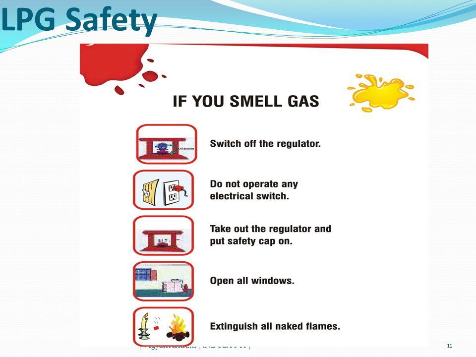| Vigyan Ashram | INDUSA PTI |11 LPG Safety