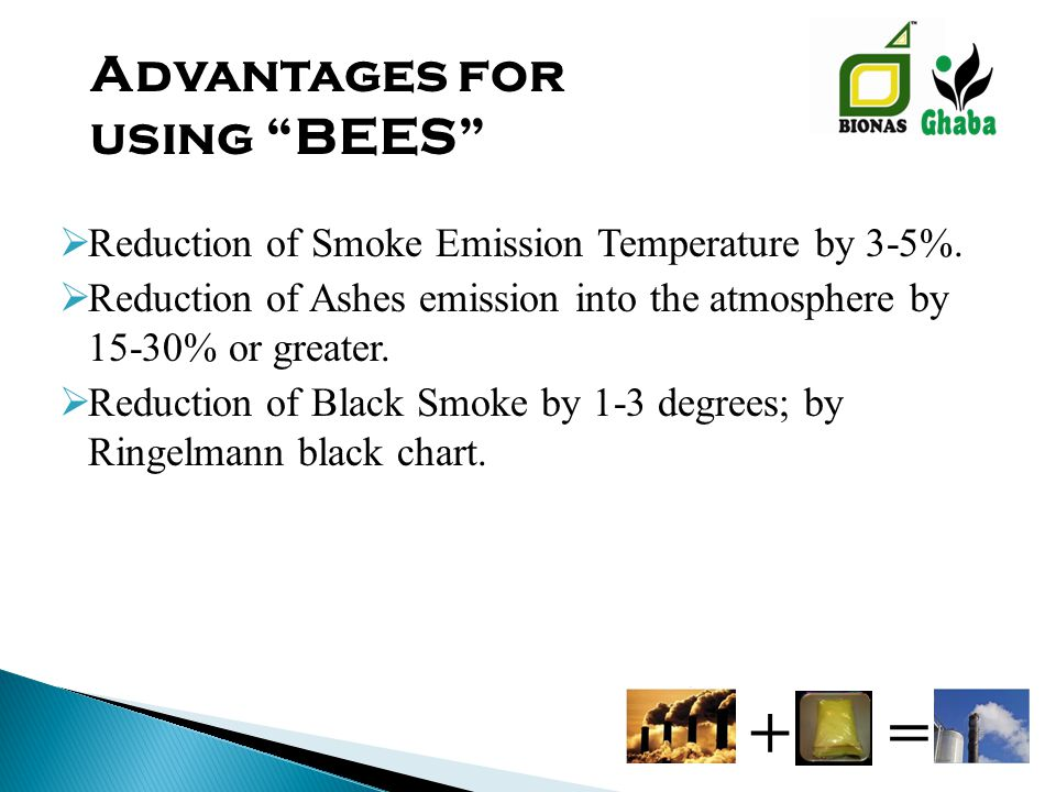  Reduction of Smoke Emission Temperature by 3-5%.