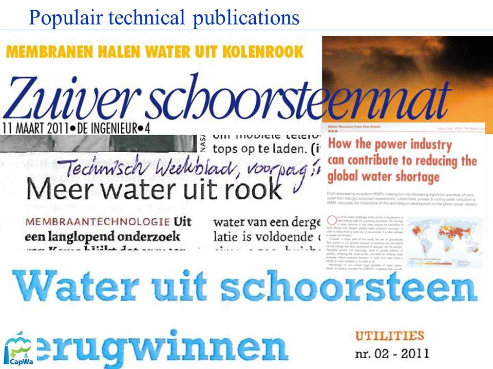 Populair technical publications