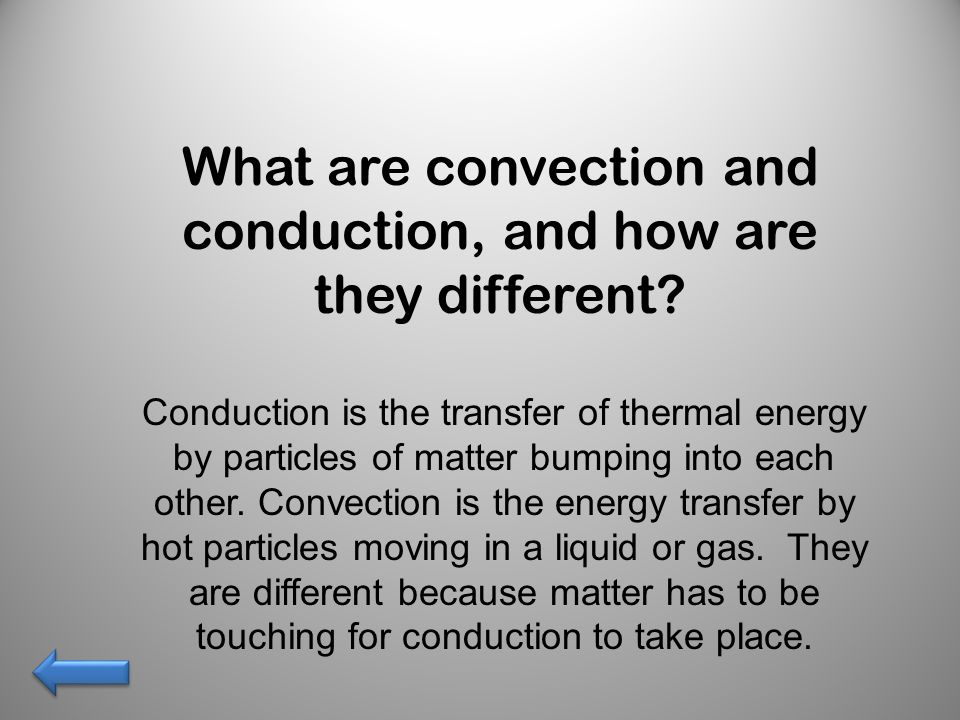 Explain radiation and infrared radiation.