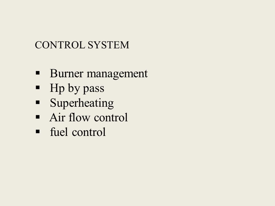 STEAM TURBINE CONTROLS IMPLEMENTATION BINARY CONTROLS  ATRS  TP  ATT  GAMP ANALOG CONTROLS  EHTC  TSE  LPBP&GSPC