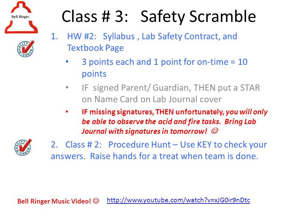Task 1: Review Safe Acid Handling Procedure.1.Use goggles and gloves.