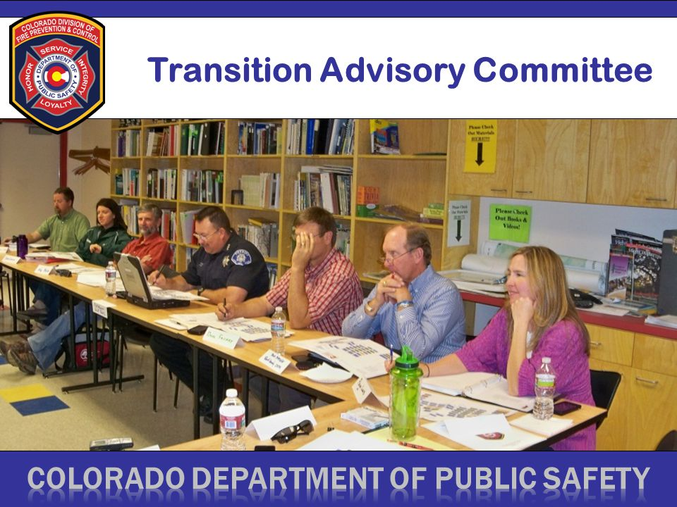 Transition Advisory Committee