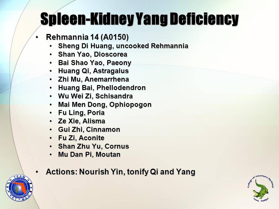 Rehmannia 14 (A0150)Rehmannia 14 (A0150) Sheng Di Huang, uncooked RehmanniaSheng Di Huang, uncooked Rehmannia Shan Yao, DioscoreaShan Yao, Dioscorea B