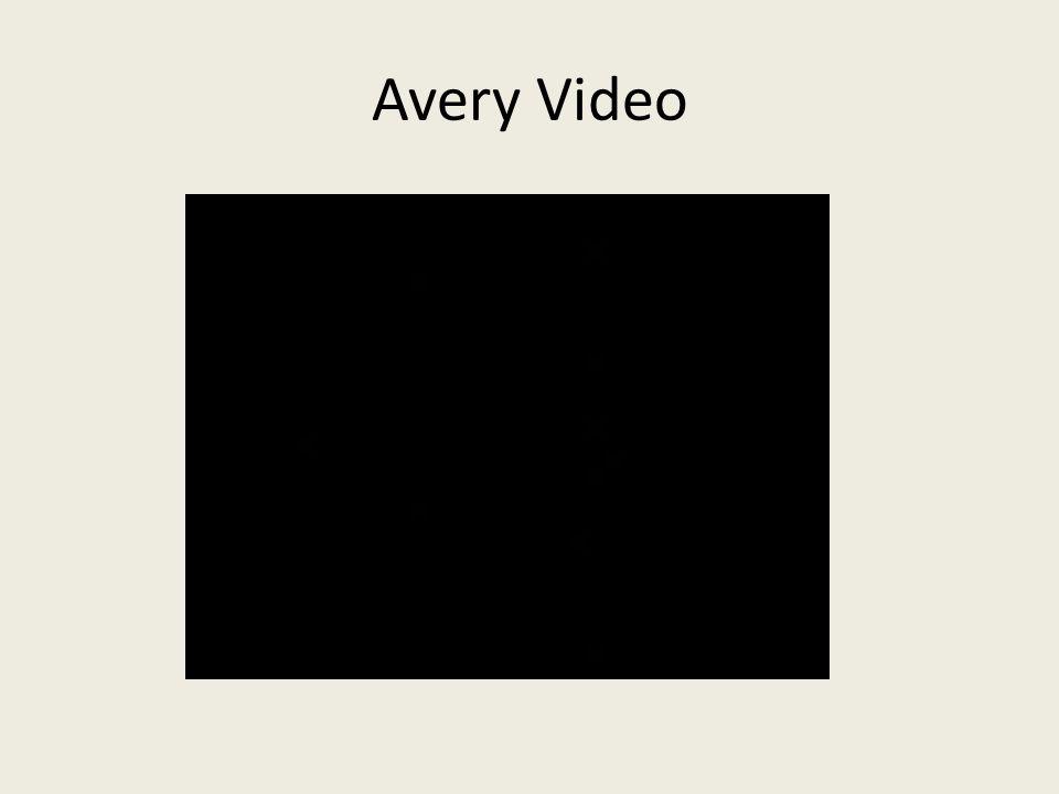 Avery Video