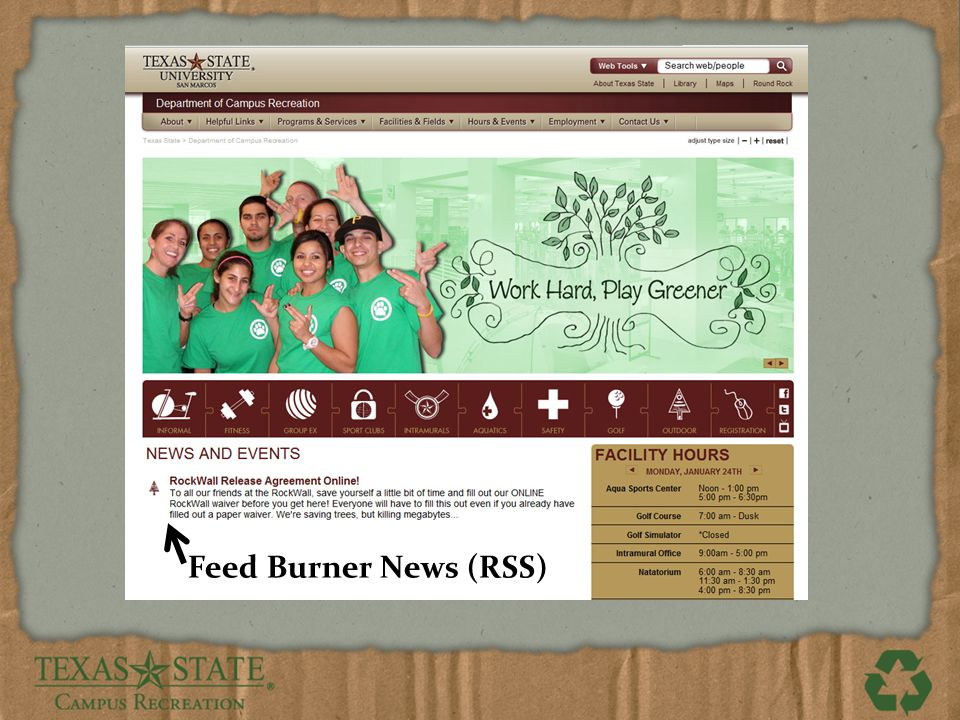 Feed Burner News (RSS)