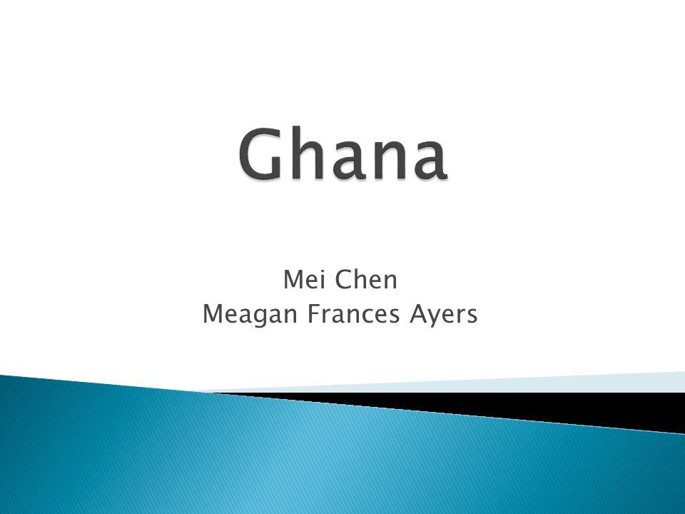 Mei Chen Meagan Frances Ayers