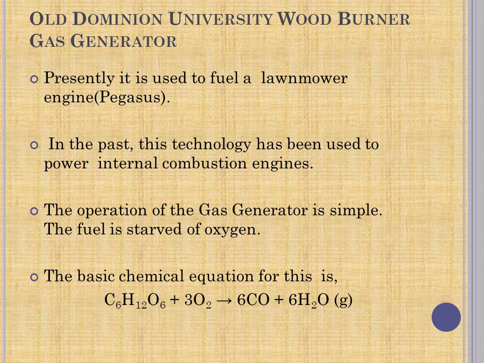 RECOMMENDATIONS Blower needs to be closer to the gasifier unit to provide better suction.