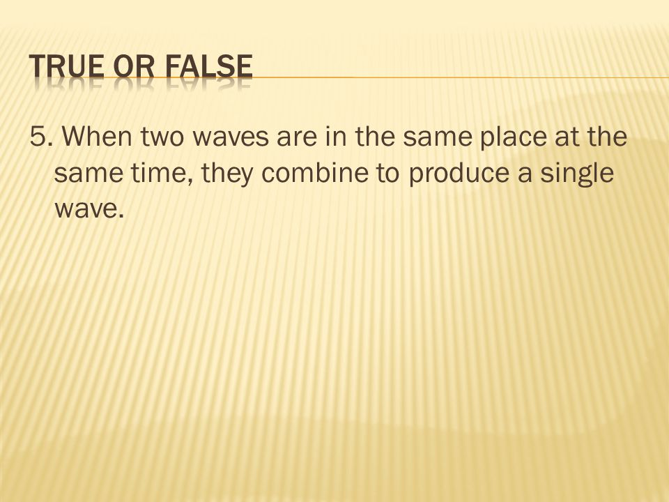 16.A change in pitch or wave frequency due to movement is known as _____________.