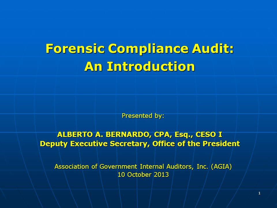 22 4.1.Develop Audit Findings 4.