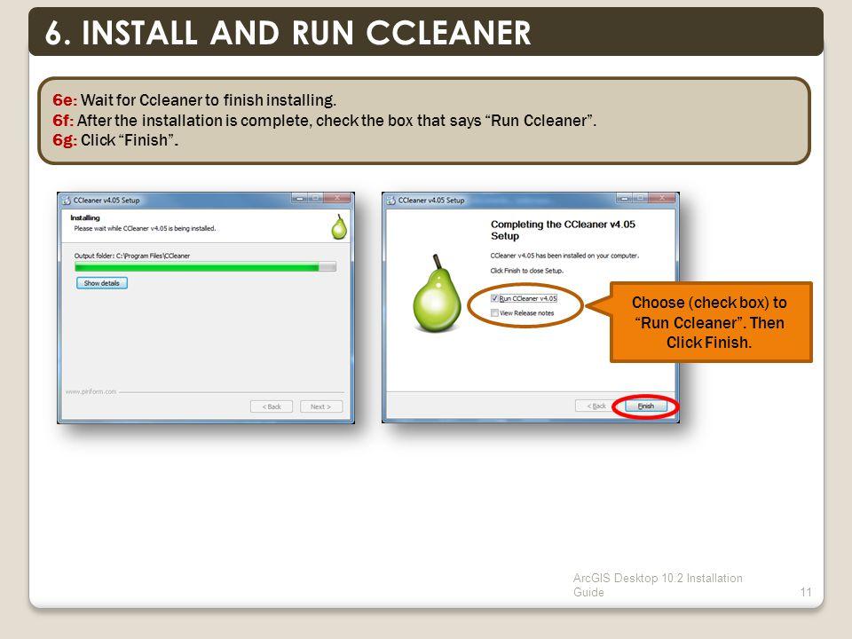 ArcGIS Desktop 10.2 Installation Guide11 6.