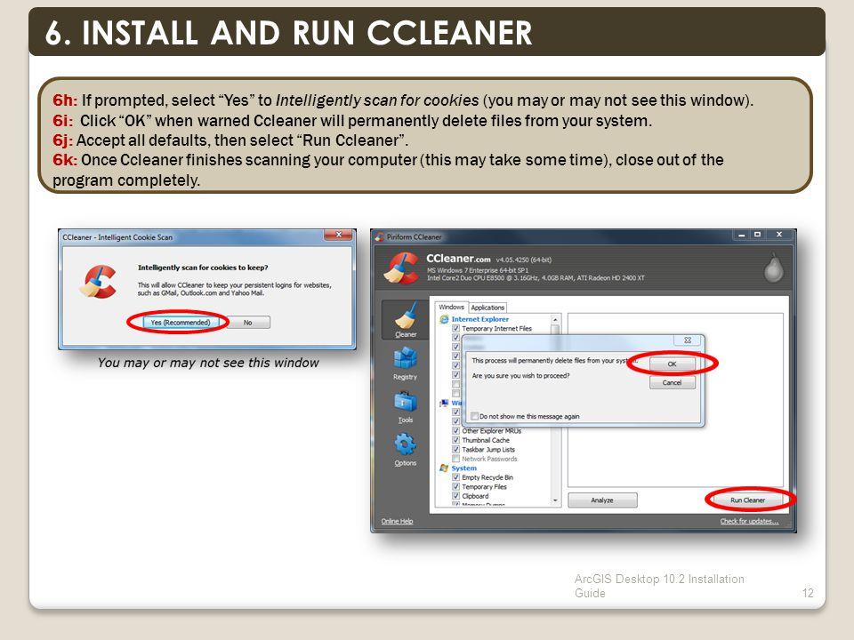 ArcGIS Desktop 10.2 Installation Guide12 6.