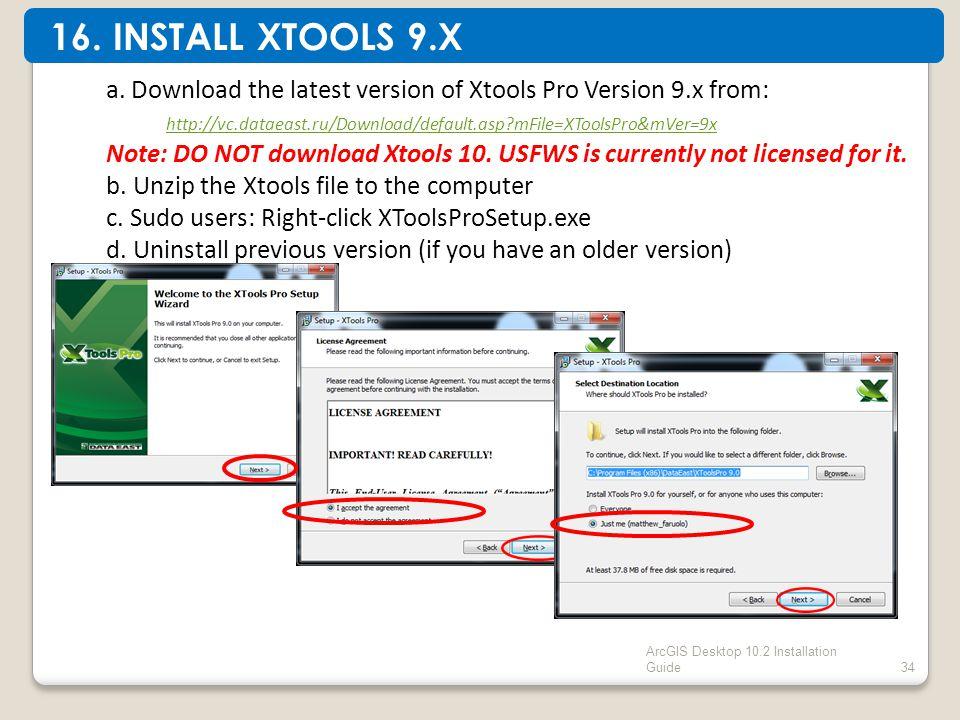 ArcGIS Desktop 10.2 Installation Guide34 a.