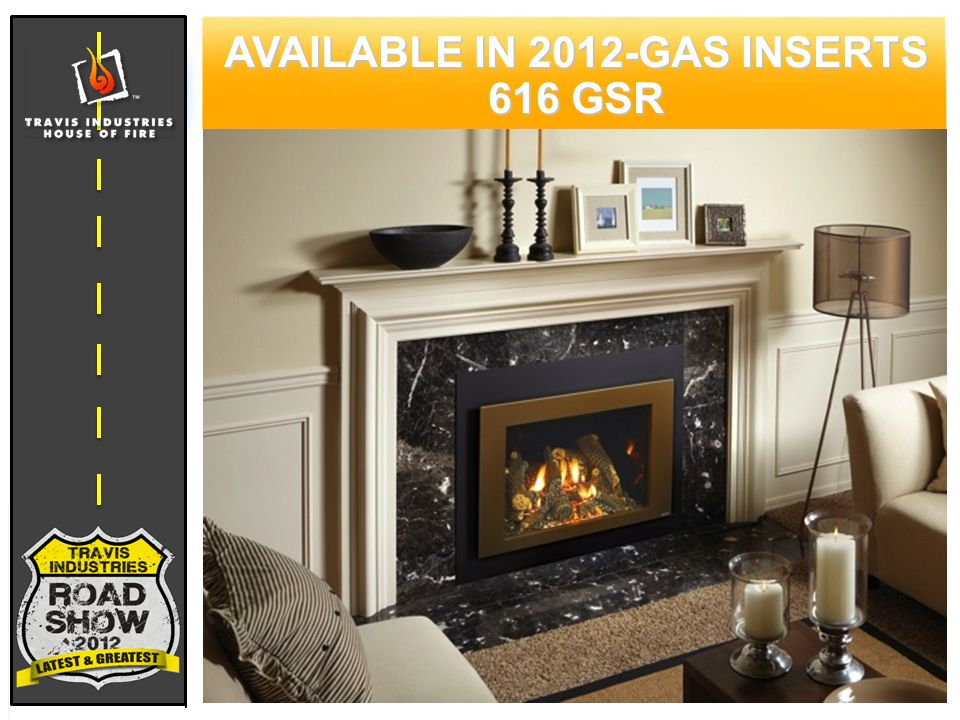 65 CYPRESS WOOD STOVE FEATURING HYBRID-FYRE™ TECHNOLOGY AVAILABLE IN 2012-GAS INSERTS 616 GSR