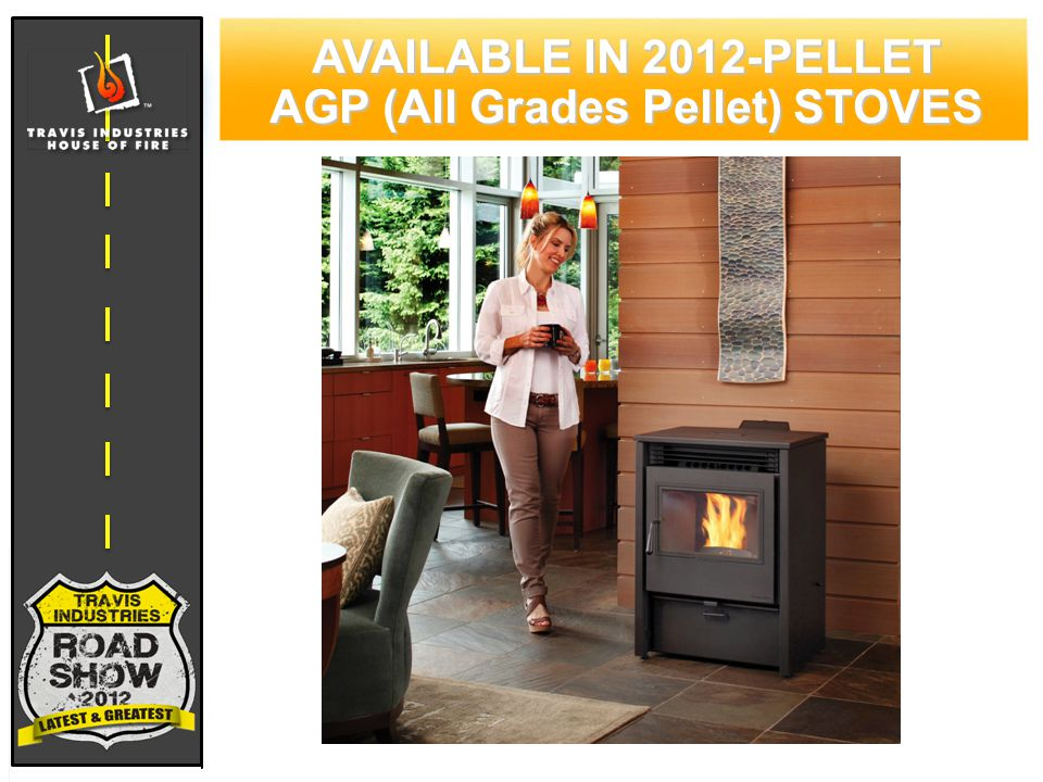 74 CYPRESS WOOD STOVE FEATURING HYBRID-FYRE™ TECHNOLOGY AVAILABLE IN 2012-PELLET AGP (All Grades Pellet) STOVES