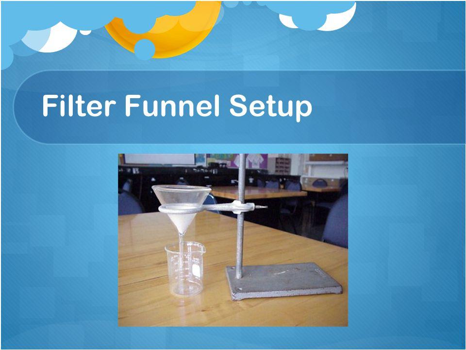 Filter Funnel Setup