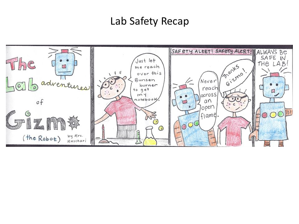 Lab Safety Recap