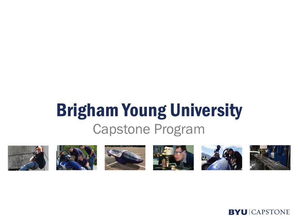 BYU Capstone Sponsors
