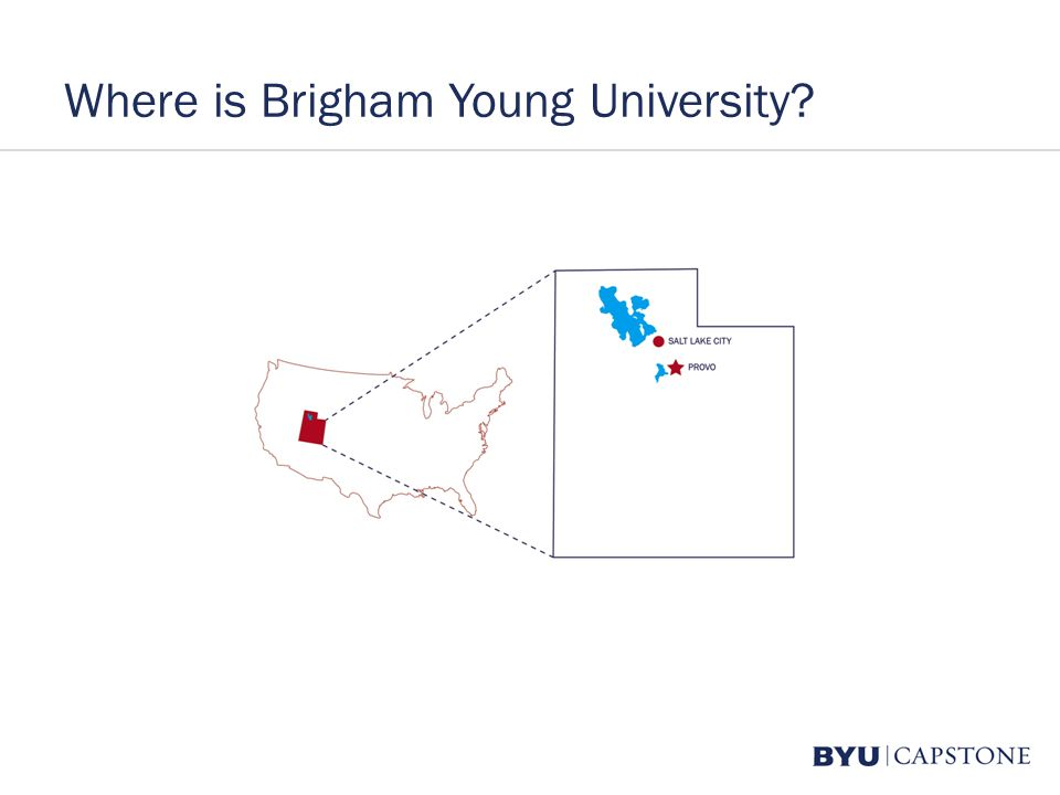 Where is Brigham Young University?