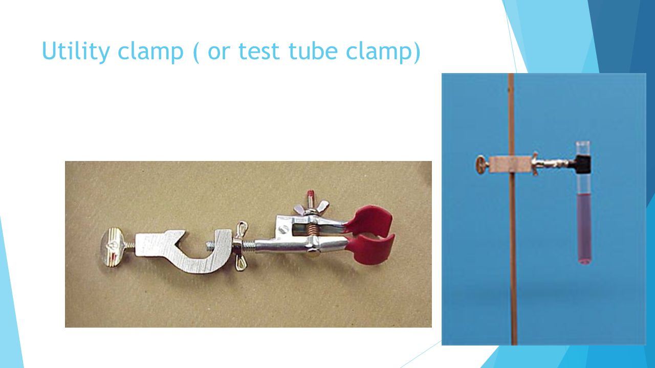 Utility clamp ( or test tube clamp)